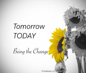 Tomorrow TODAY Logo